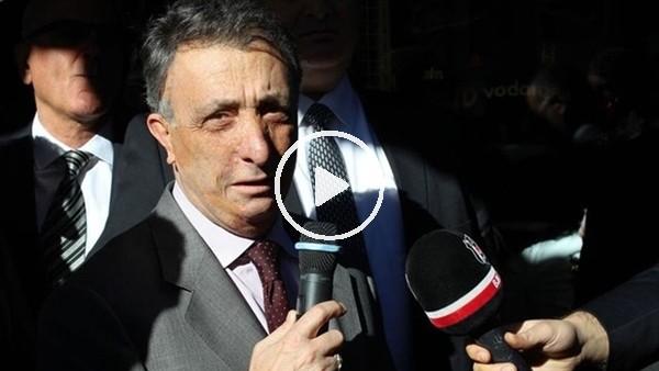 Ahmet Nur Çebi'den Cyle Larin açıklaması