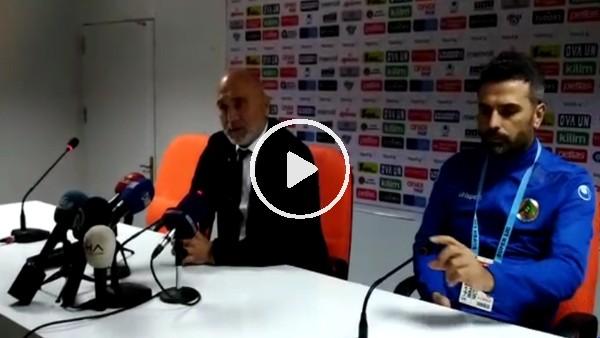 Hikmet Karaman'ın Bursaspor maçı sonrası açıklamaları