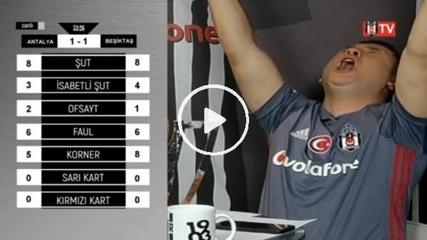 Talisca'nın 2. golünde BJK TV!