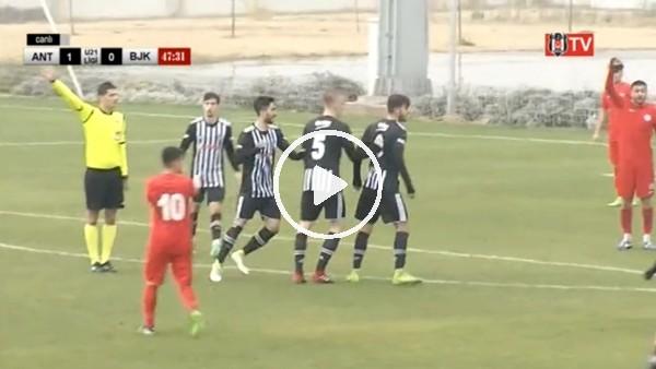 Muhammed Öztürk'ün Antalyaspor'a attığı gol