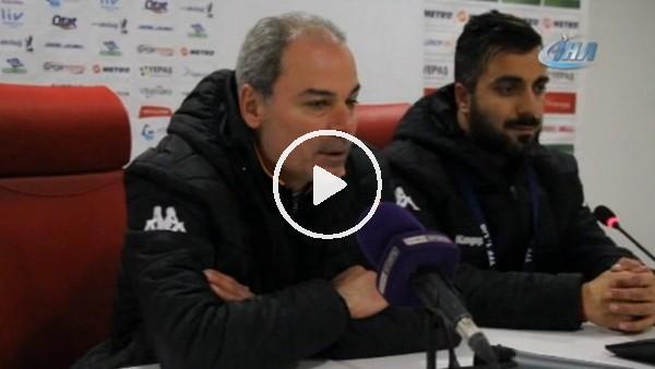 """Engin İpekoğlu: """"Çok önemli bir galibiyet aldık"""""""