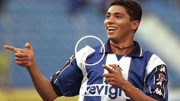 'Porto, Jardel'in muhteşem golünü paylaştı!