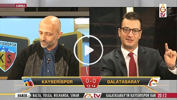 Eren Derdiyok'un golünde GS TV!