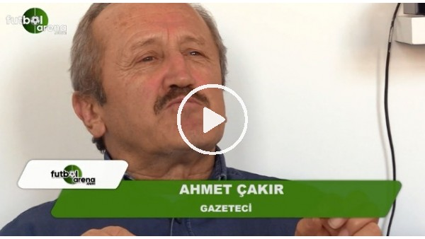 """Ahmet Çakır: """"Dursun Özbek seçimi kazanır"""""""