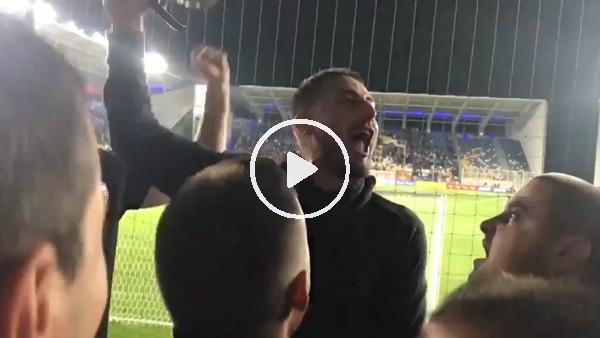 Bursaspor'un yeni transferi Grozav, tribün ortamını seviyor!