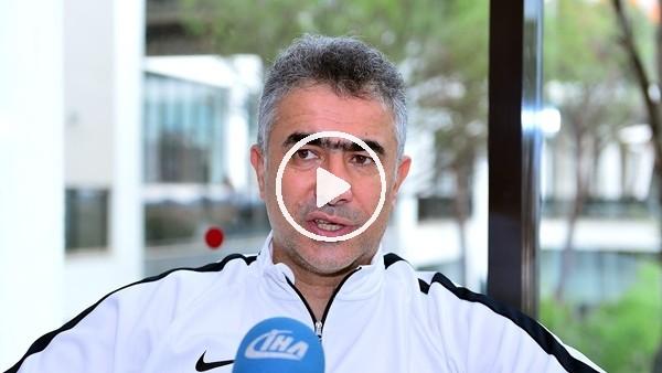"""Mehmet Altıparmak: """"Amacımız Süper Lig'e çıkmak"""""""