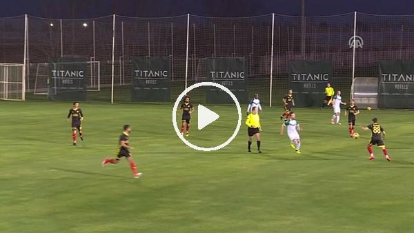 Yeni Malatyaspor, Giresunspor'u 1-0 yendi
