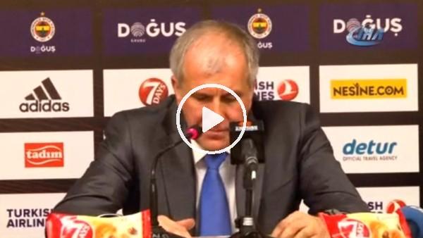 """Zeljko Obradovic: """"Bizim açımızdan önemli bir galibiyet"""""""