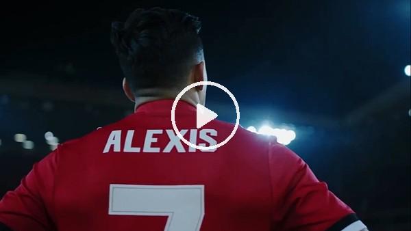 Manchester United, Alexis Sanchez transferini böyle duyurdu
