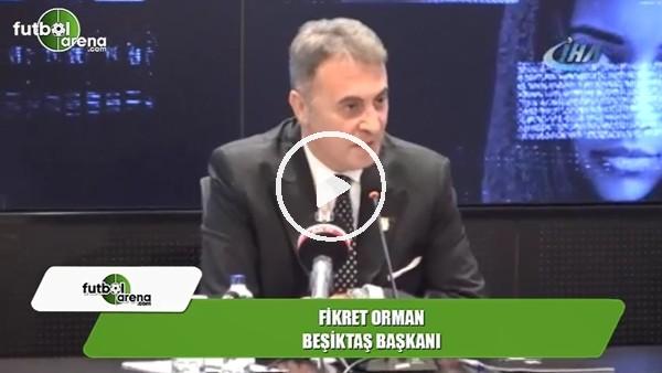 """Fikret Orman: """"Mevlana'dan ilham aldık"""""""