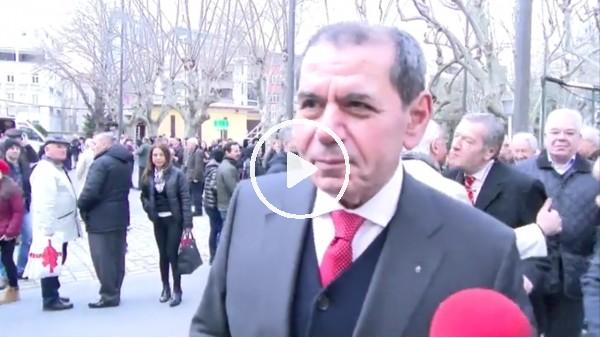 Dursun Özbek, FutbolArena'ya konuştu