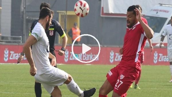 Akhisar Belediyespor 1-0 Boluspor (Maç özeti ve golleri)