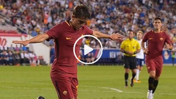 Cengiz Ünder, Roma'da en yetenekli genç futbolcu seçildi
