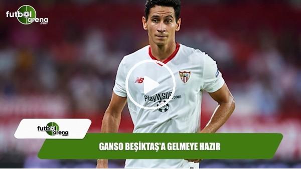 'Ganso Beşiktaş'a gelmeye hazır