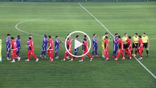 Karabükspor, hazırlık maçında berabere kaldı