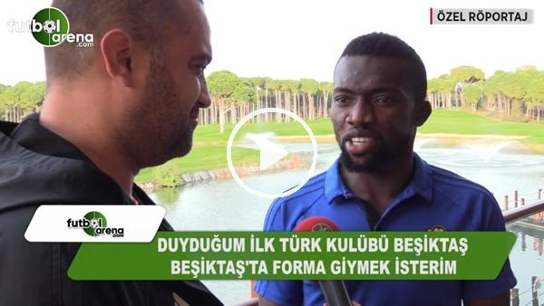 """Azubuike: """"Beşiktaş'ta forma giymek isterim"""""""