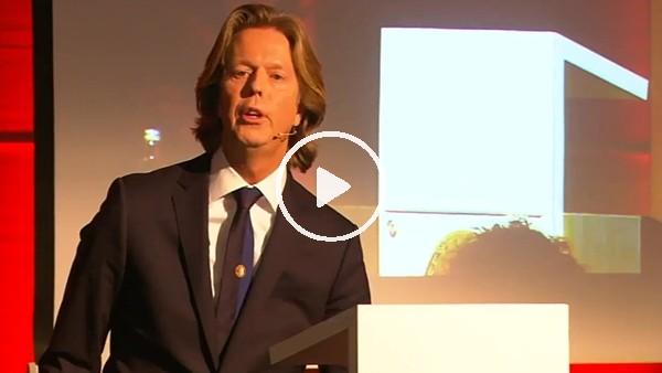 Feyenoord Sportif Direktörü Jan de Jong'dan Robin van Persie açıklaması!