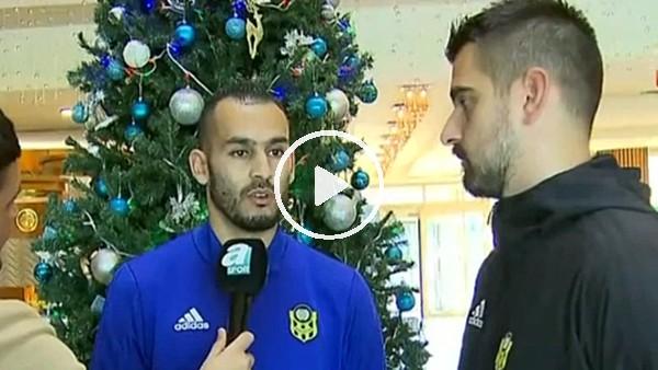 """Boutaib: """"Çok iyi bir takımımız var"""""""