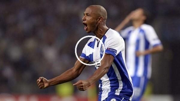 'Porto'ya galibiyeti Brahimi getirdi