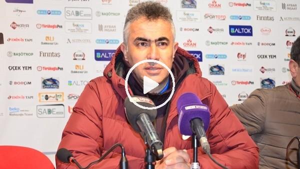 """Mehmet Altıparmak: """"Nobre'nin sakatlanması oyun düzenimizi bozdu"""""""