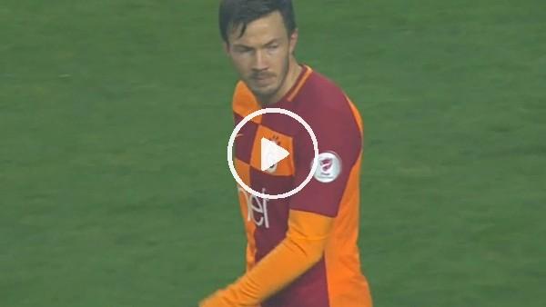 Martin Linnes'in Konyaspor maçında kendi kalesine attığı gol