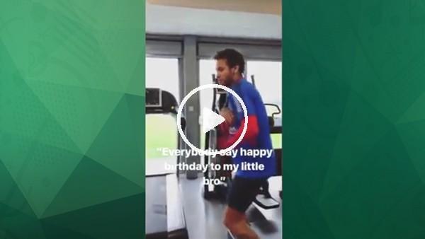 Dani Alves söyledi Neymar oynadı!