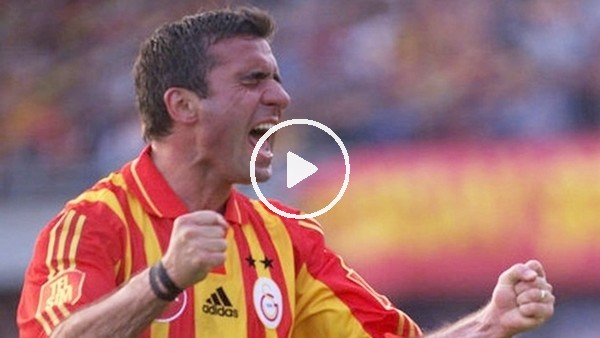 Hagi'nin Antalyaspor'a attığı muhteşem frikik golü