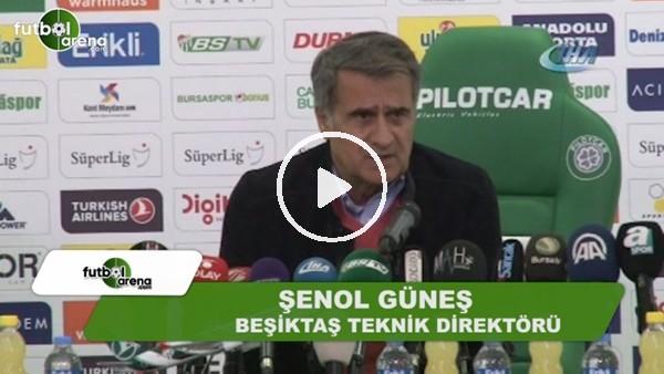 """Şenol Güneş: """"Beşiktaş her zaman şampiyonluğa oynar"""""""