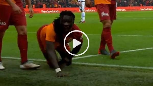 Gomis'in Konyaspor'a attığı gol