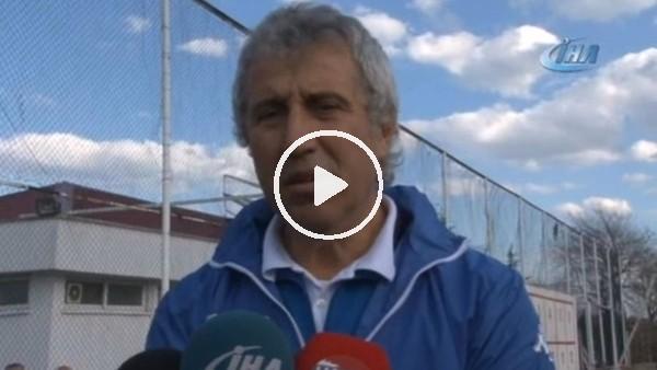 Samsunspor'un yeni hocası Besim Durmuş'tan iddialı açıklamalar