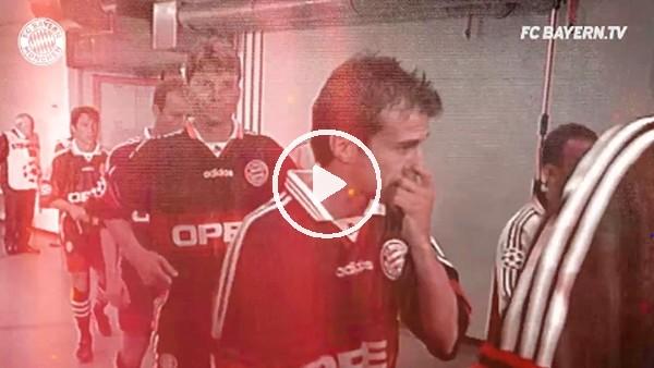 Bayern Münih''ten nostaljik Beşiktaş paylaşımı