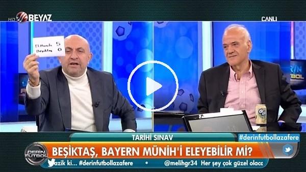 """Ahmet Çakar: """"Bayern Münih 5-0 kazancak"""""""