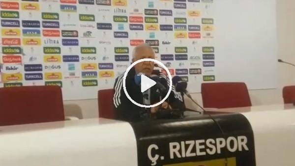 Hüseyin Kalpar'ın Çaykur Rizespor maçı sonrası açıklamaları