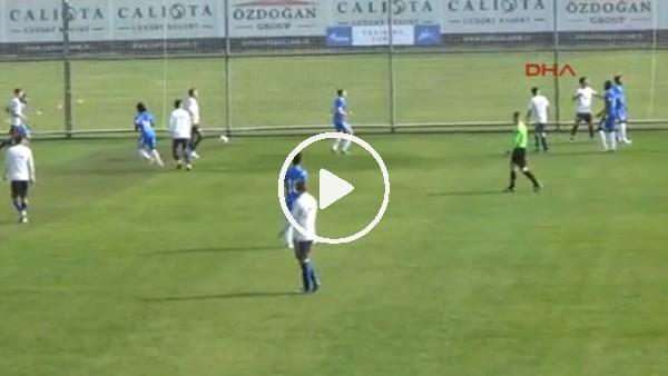'Zenit hazırlık maçında Stumbras'ı mağlup etti