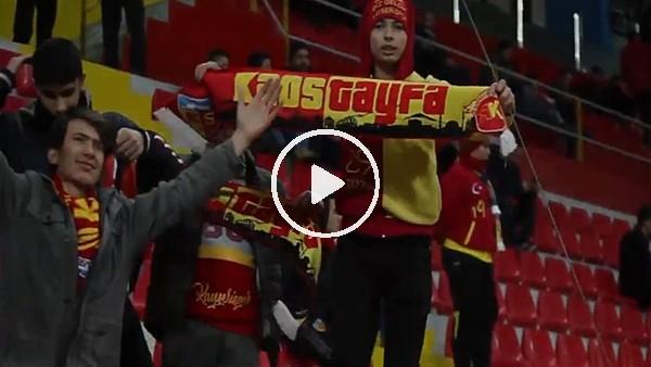 Kayserispor'dan Akhisarspor maçı öncesi motive klibi