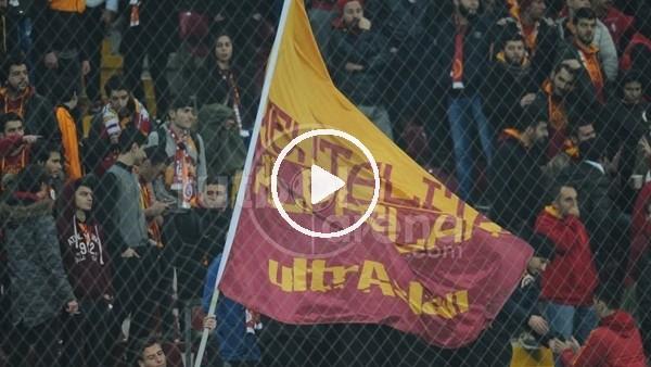 """Galatasaray taraftarı: """"İmparator Fatih Terim ölene kadar seninleyiz"""""""