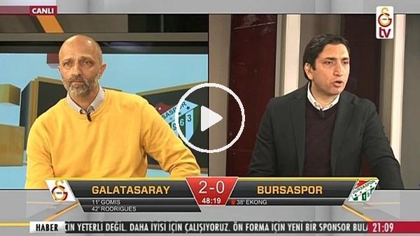 Serdar Aziz'in golünde GS TV!