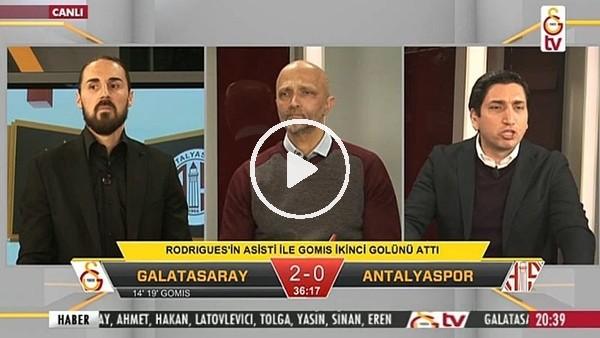 Feghouli'nin golünde GS TV!