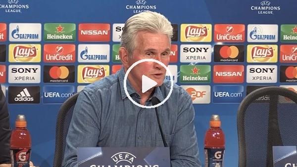 Jupp Heynckes'in Beşiktaş maçı öncesi açıklamaları