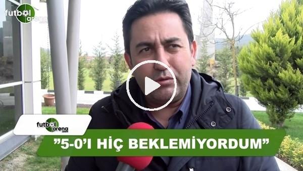 """Fatih Doğan: Beşiktaş'ın 5-0'lık yenilgisini hiç beklemiyordum"""""""