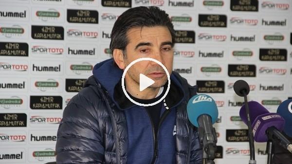 """Osman Özköylü: """"Bugün aldığımız 3 puanla moral ve motivasyon kazandık"""""""