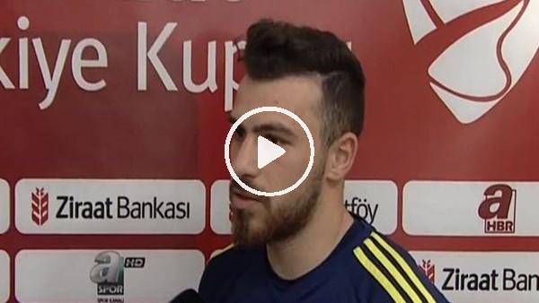 """Samed Karakoç: """"Kupada finale çıkmak istiyoruz"""""""