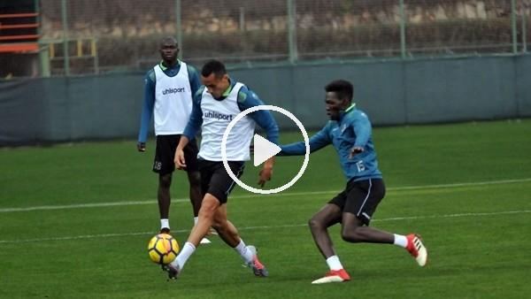 Alanyaspor'da Gençlerbirliği maçı hazırlıkları sürüyor