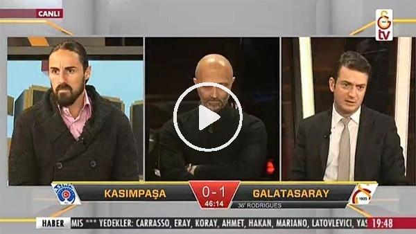 Diagne'nin penaltı golünde GS TV!