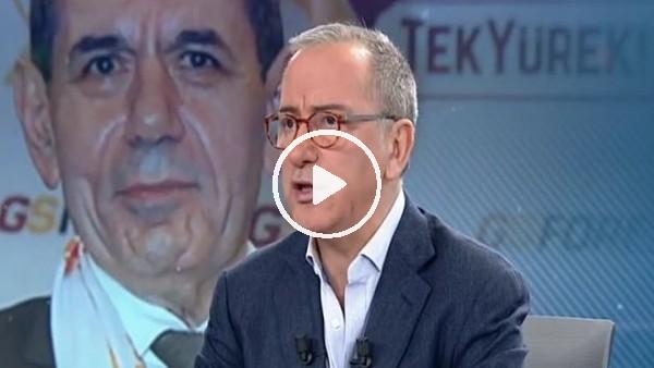 """Fatih Altaylı: """"Galatasaray'a transfer yasağı gelecek"""""""