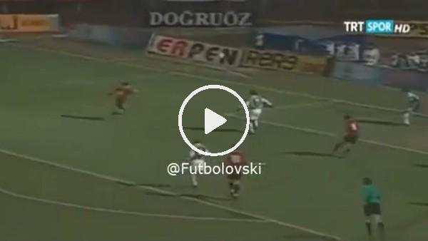 İbrahim Üzülmez, Gaziantepspor formasıyla son golünü Fenerbahçe'ye atmıştı