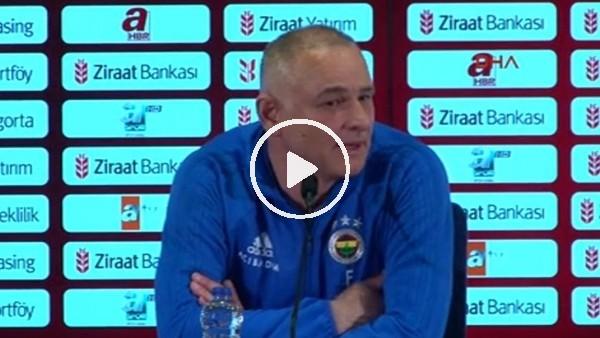 """Fahrudin Ömerovic: """"Artık lige odaklanmalıyız"""""""
