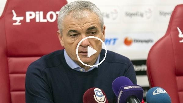 """Rıza Çalımbay: """"Trabzonspor taraftarının takımına sahip çıkması gerekiyor"""""""