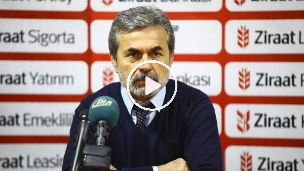 Aykut Kocaman'ın Gİresunspor maçı sonrası açıklamaları