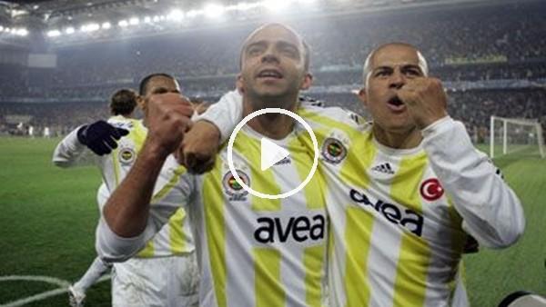 'Fenerbahçe'nin Sevilla'yı 3-2 yendiği maç